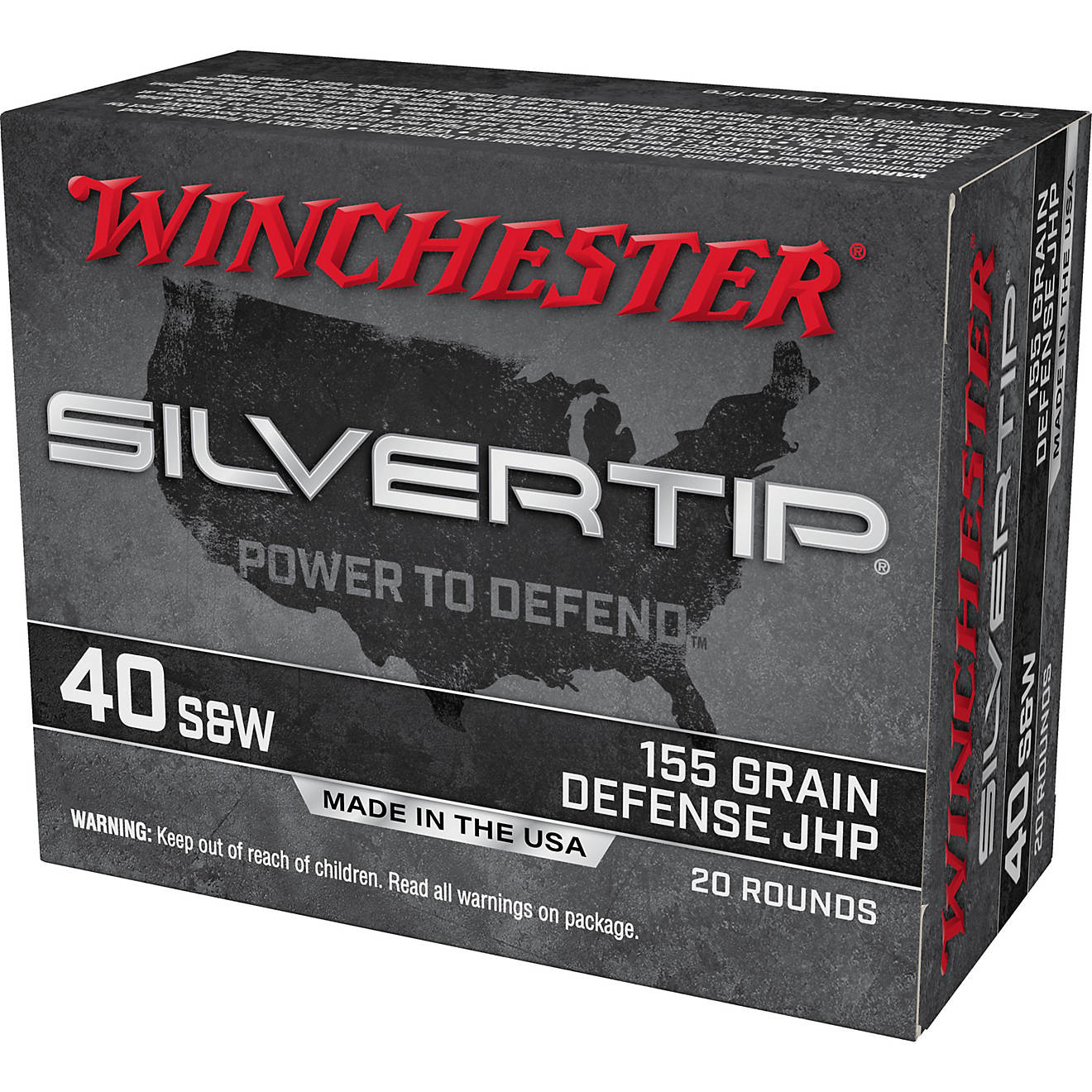 Winchester Silvertip – 500 Rounds